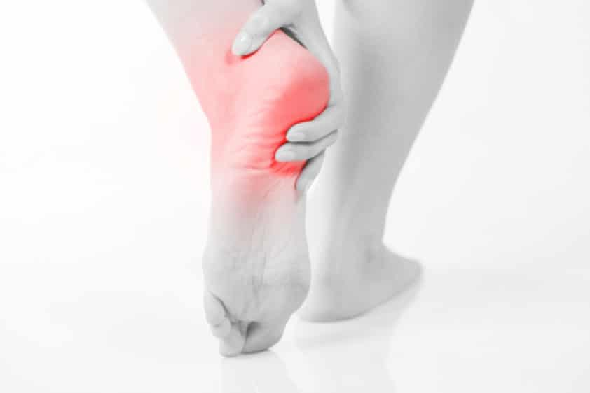 Treatment for heel pain and plantar-fascitis